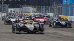 Le foto della Formula E