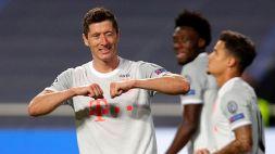 Le foto di Barcellona-Bayern Monaco 2-8