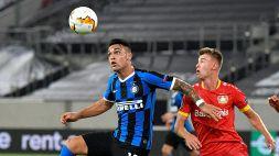 Le foto di Inter-Bayer Leverkusen 2-1