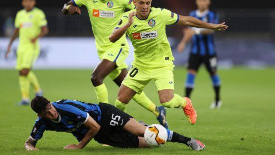 Le foto di Inter-Getafe 2-0