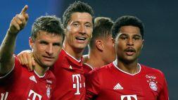 Le foto di Lione-Bayern Monaco 0-3