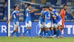 Le foto di Napoli-Lazio 3-1
