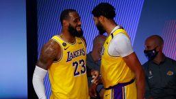 NBA, i Lakers sul 2-0 contro i Nuggets