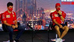 Formula 1, la Ferrari spera: le parole di Leclerc e Vettel