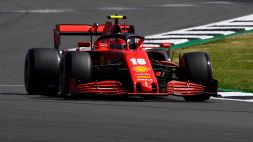 F1, Silverstone: Bottas in pole, Ferrari sempre nel tunnel