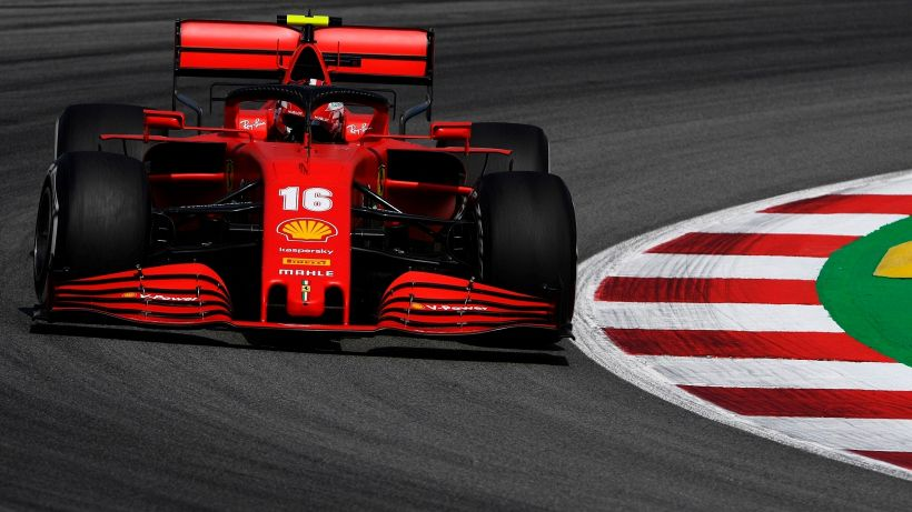 F1, libere Gp Spagna: la Ferrari batte un colpo, volano le Mercedes