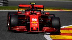 F1, Gp Belgio: flop storico della Ferrari. Pole di Hamilton