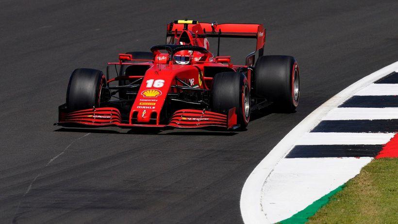 F1, prime libere Silverstone: Ferrari ancora lontane, Bottas primo
