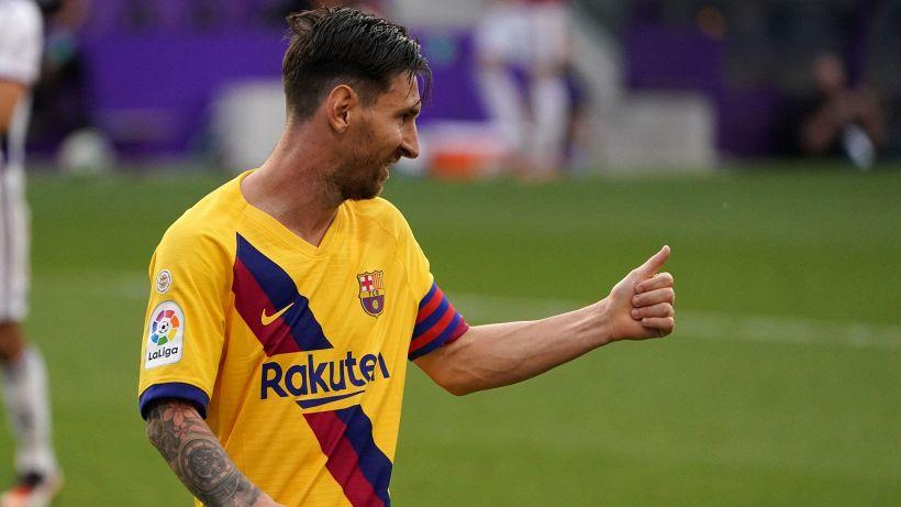 Inter Market: il sogno di Messi è ancora possibile