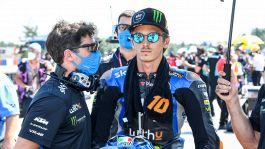 """Luca Marini: """"Il podio era vicino"""""""