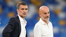 Mercato Milan: Stefano Pioli vuole tre centrocampisti