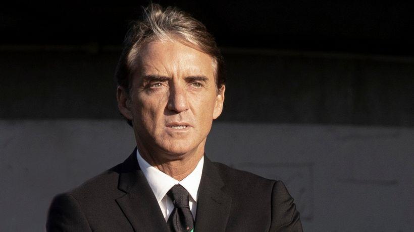 """Mancini: """"Locatelli grande giocatore. Spiace per Zaniolo"""""""