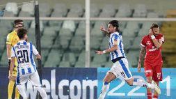 Playout Serie B, il Pescara ribalta il Perugia