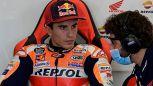 MotoGp, incubo Marquez: ecco come si è infortunato