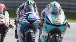 Moto3, a Le Mans Masia in pole
