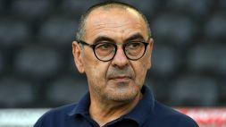 Sarri-Lazio, accordo totale: manca solo l'annuncio