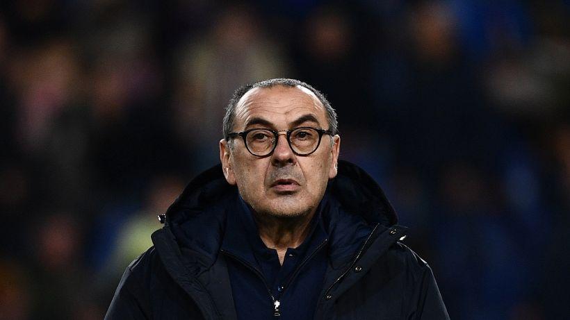 Juve-Sarri, gelido addio: ma un bianconero si smaschera sui social