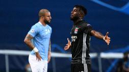 Champions, il Lione si ripete: dopo la Juve elimina il City
