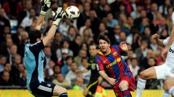Iker Casillas si ritira: l'omaggio di Leo Messi