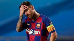 Barcellona, Messi non andrà a Kiev
