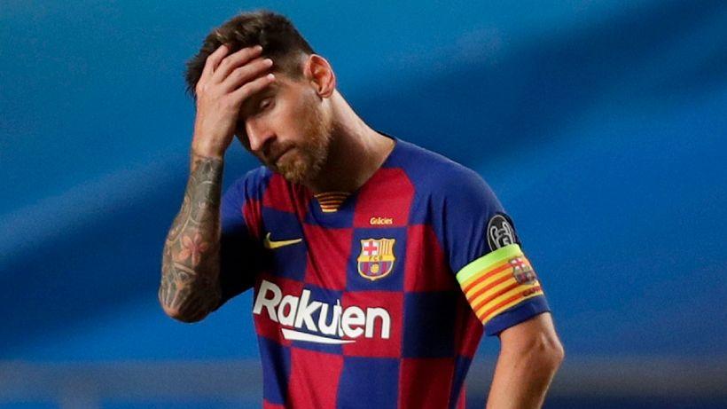 Addio Messi-Barcellona: un grande giocatore europeo è pronto a offrire