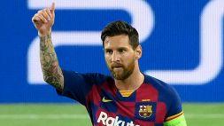 """Messi al veleno: """"Suarez, meritavi un altro addio"""""""