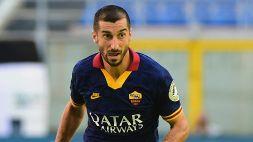Mkhitaryan rescinde con l'Arsenal: ora è tutto della Roma, è ufficiale