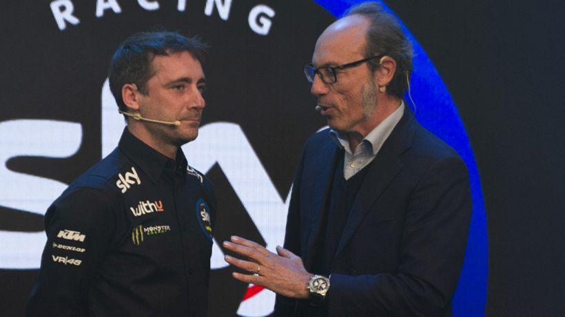 MotoGp, Guido Meda entra a gamba tesa