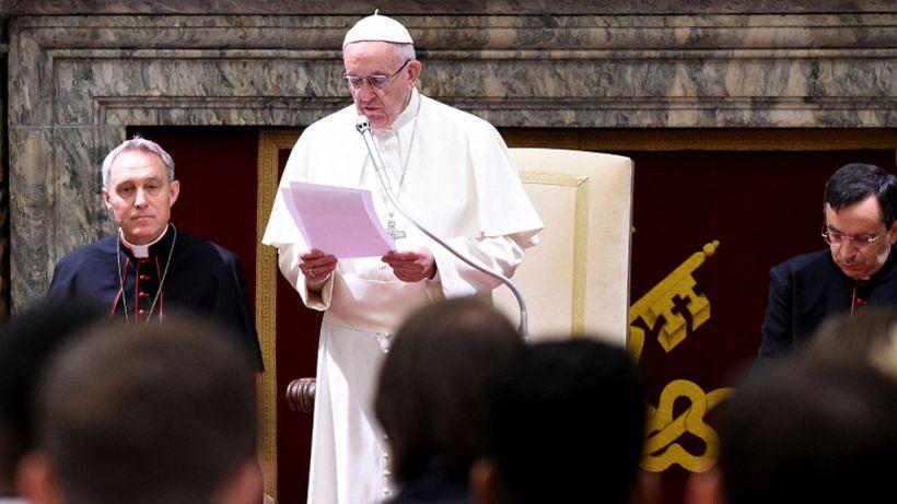 """Spezia, Papa Francesco si congratula: """"Siete stati bravi con la Roma"""""""