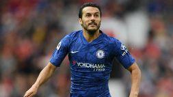 Pedro saluta il Chelsea: lo attende la Roma