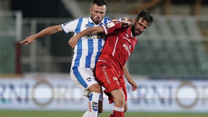 Perugia retrocesso in Serie C, Pescara salvo