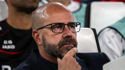 """Bosz: """"L'Inter è un'ottima squadra, ha esperienza"""""""