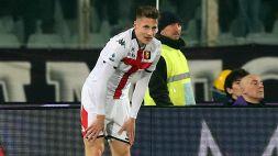 Inter, Pinamonti con le valigie: duello Parma-Benevento