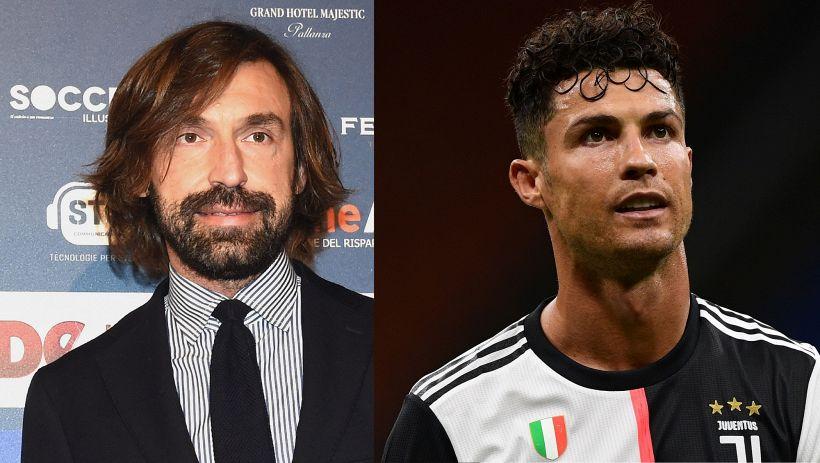 Mercato Juve: nel mirino un big del Psg. Faccia a faccia Ronaldo-Pirlo