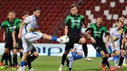 Il Frosinone ribalta il Pordenone e vola in finale playoff