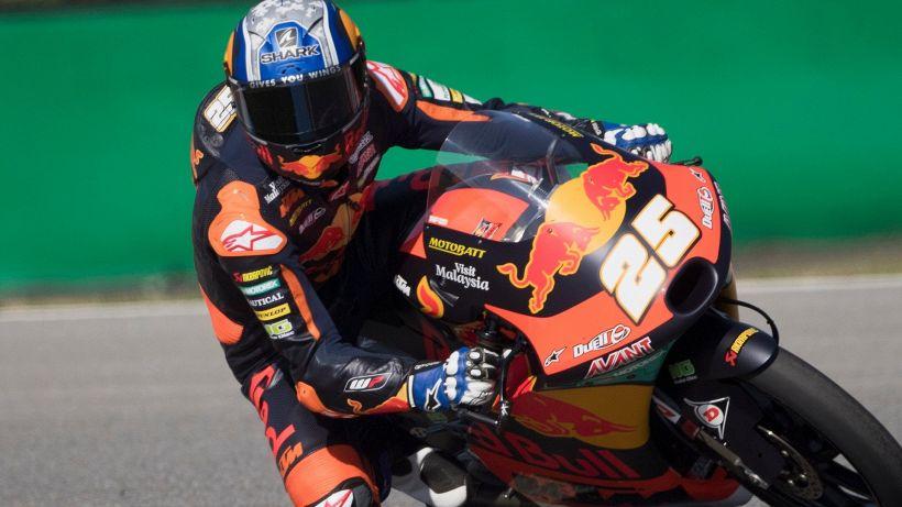 Moto3, pole per Raul Fernandez