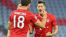 Poker anche al ritorno: il Bayern elimina il Chelsea