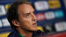 """Mancini resta in Nazionale: """"Voglio continuare il lavoro"""""""