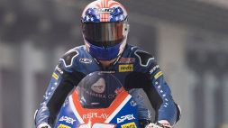 Joe Roberts davanti a tutti in Moto2