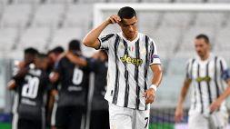 Ribaltone Juventus: l'appello social di Cristiano Ronaldo