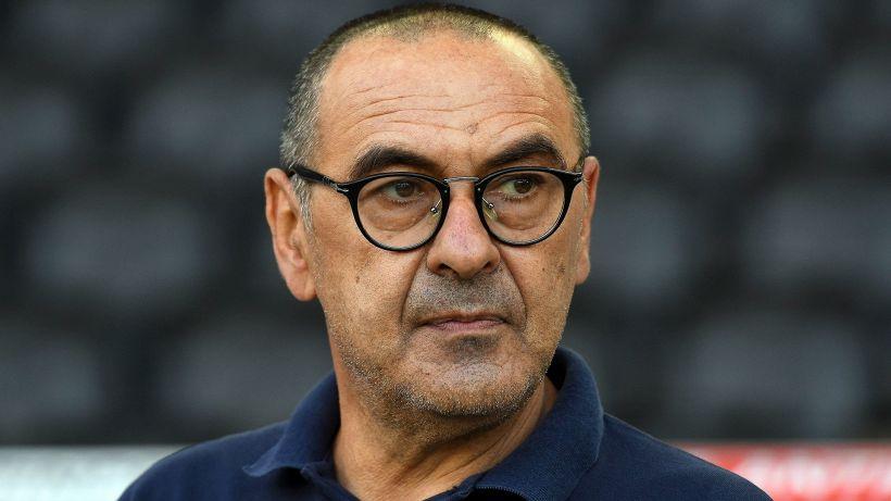 Spopola il 'Sarri out', ma l'allenatore della Juventus non pare dell'idea