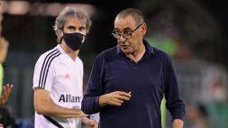 Juventus, Sarri nel mirino: le dure critiche di un grande ex