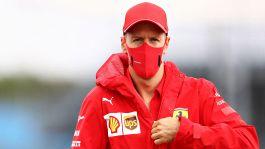 F1, calvario Vettel: la Red Bull punge la Ferrari