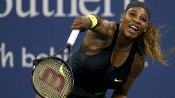 Us Open, la delusione di Serena Williams