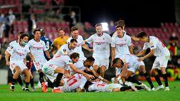 Siviglia padrone dell'Europa League: quarto trionfo in 6 anni