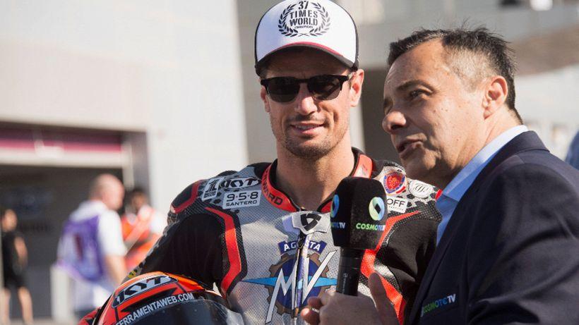 """Moto2, Corsi: """"Un weekend difficile"""""""