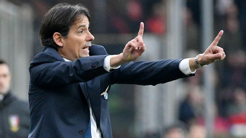 Una big d'Europa tenta Simone Inzaghi