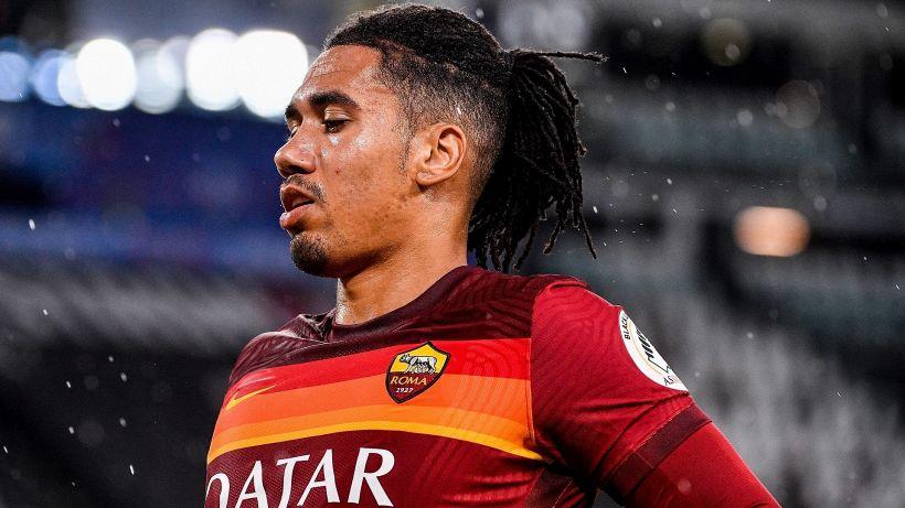 Roma-United, fumata nera per Smalling