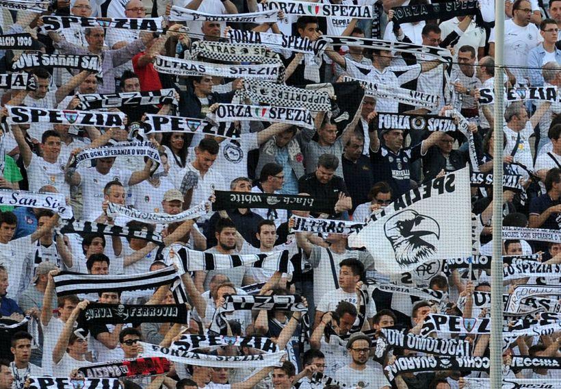 Gyasi stende il Frosinone: Spezia a un passo dalla Serie A