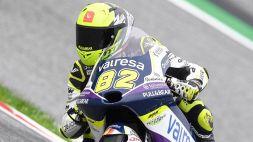 Moto3, Stefano Nepa valuta due opzioni